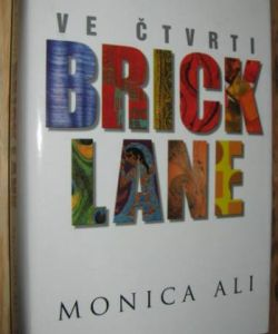 Ve čtvrti Brick lane